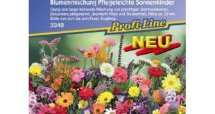 Blumensamen Test