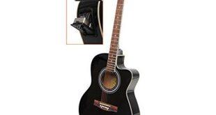 Elektro-Akustik Gitarre Test