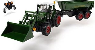 ferngesteuerter Traktor Test