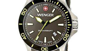Herren Wenger Armbanduhr Test