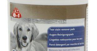 Hunde Augenpflege Test