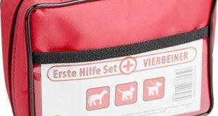 Hunde Erste-Hilfe-Tasche Test