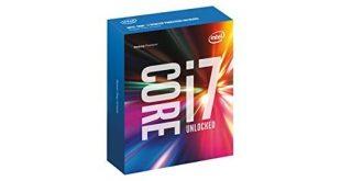Intel Core i7 Prozessor Test