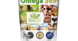 Omega 3-6-9 Öl Kapseln Test