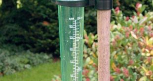 Regenmesser Test