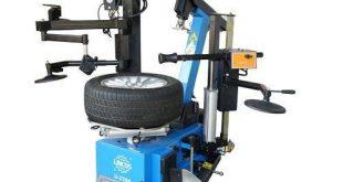 Reifenmontagemaschine Test