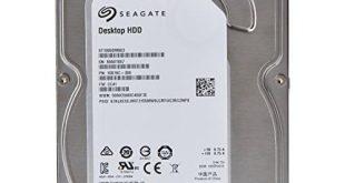 SATA-Festplatte Test