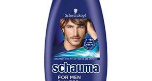 Schauma Shampoo Test